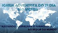 Blog da minha Igreja no Rio de Janeiro