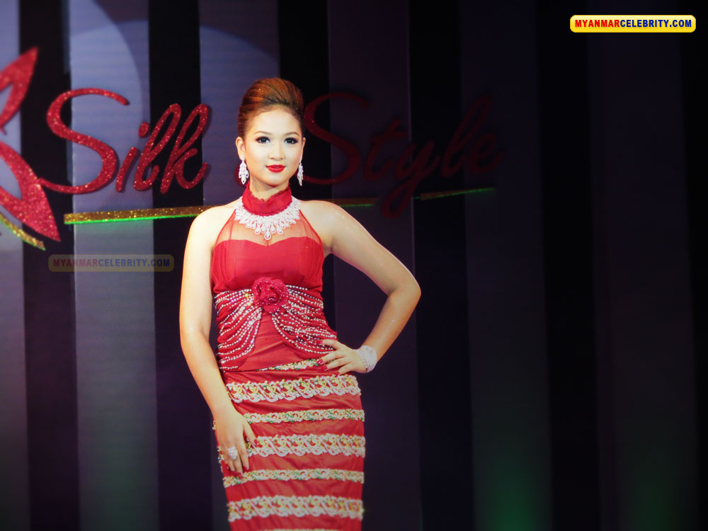 Cute Wallpapers Silk And Style Fashion Show 2012 Sedona Hotel Yangon