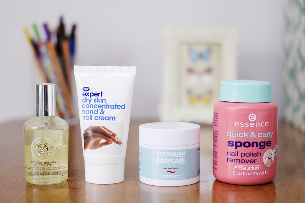 Desk Beauty Essentials