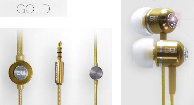 Gold BassBuds product compilation, Earbuds, audio equipment, Audio and fashion