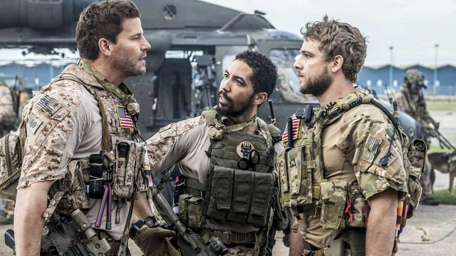 SEAL Team - 2ª Temporada Legendada 2018 Série 1080p 720p Full HD HDTV completo Torrent