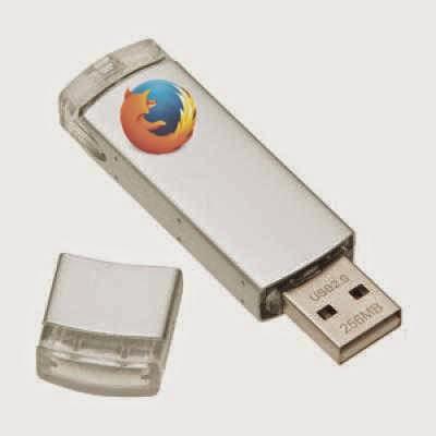 Cara membuat Firefox menjadi portable