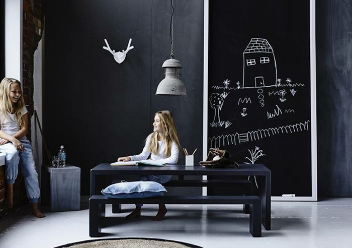 cool girl room - Houseoforange photo Derek Swalwell styling Rachel Vigor