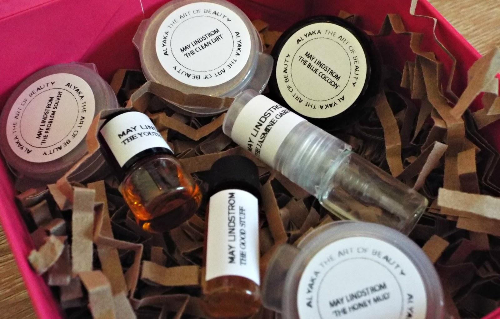 May Lindstrom Sample Box   Lippy in London - UK Beauty Blog
