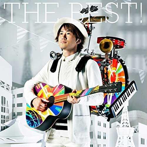 [Album] ナオト・インティライミ – THE BEST! (2015.06.10/MP3/RAR)