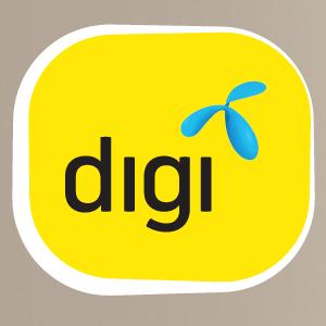 Logo Baru Digi 2015
