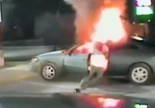 Hace Arder su Vehiculo
