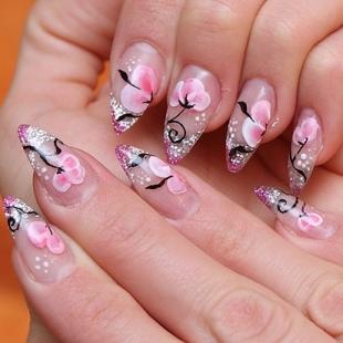 beauty nail art party