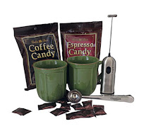 Espresso & Coffee Candy Set <br>with 2 Mugs #latte