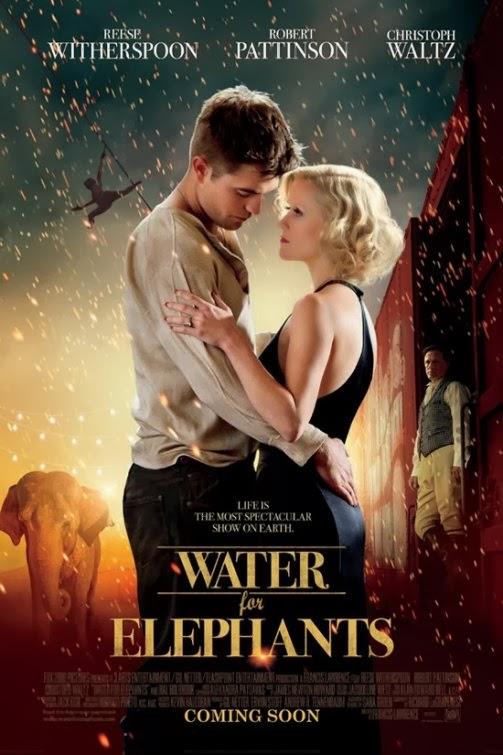 Drama, Romance, Robert Pattinson, Reese Witherspoon, Christoph Waltz, Movies, ΤΑΙΝΙΕΣ,