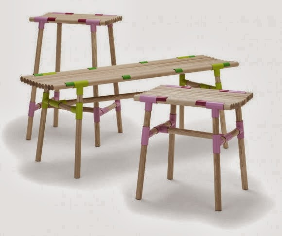 METRONOME: unconventional furniture joinery
