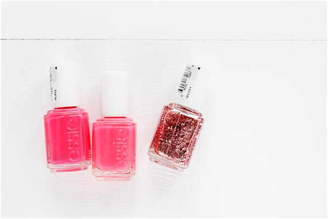 essie pinks