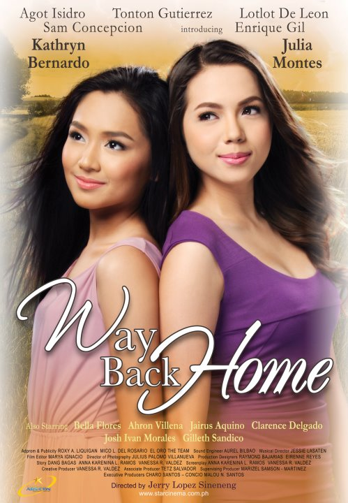 Watch Way Back Home Free Full Length Pinoy Movie Online.