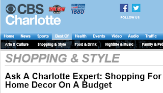 http://charlotte.cbslocal.com/top-lists/ask-a-charlotte-expert-shopping-for-home-decor-on-a-budget/