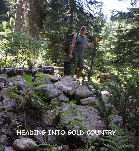 Bedrock or Bust  -  Gold Prospecting in Idaho