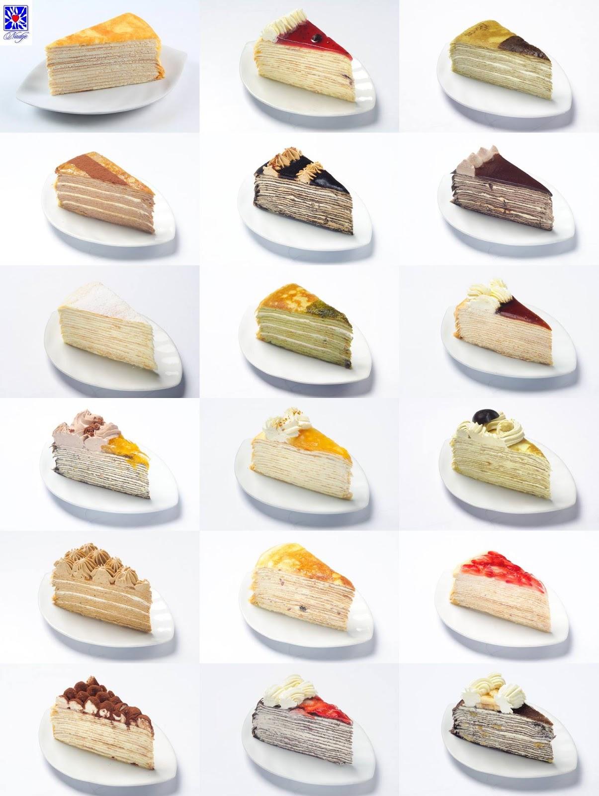 全马最好吃的千层蛋糕店【Nadeje】买一送一!吃货们,千万别错过这次机会!快jio朋友吧!