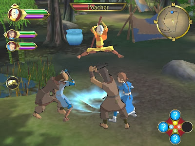 AVATAR The Last Airbender PC Game Free Download