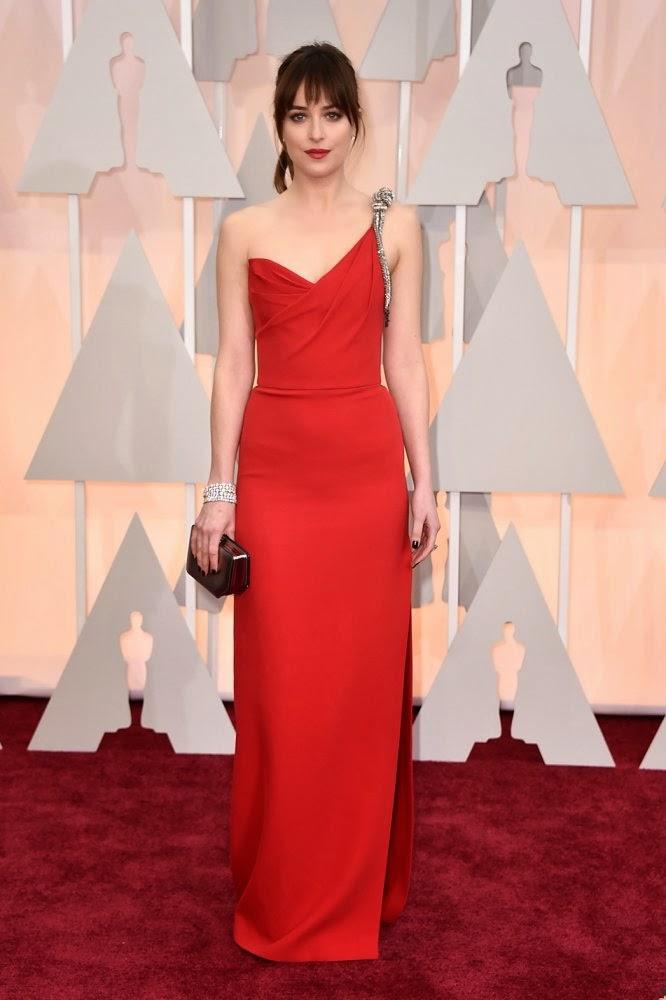 Oscars 2015 Alfombra Roja