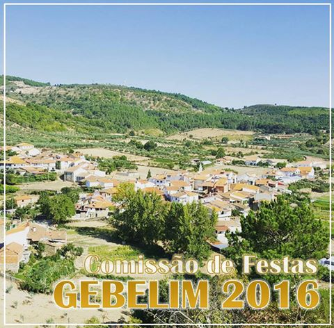 Comissão de Festas Gebelim 2016
