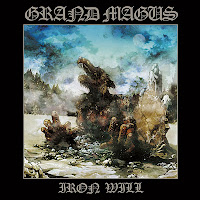 Grand Magus - 'Iron Will' CD Review (Metal Blade)