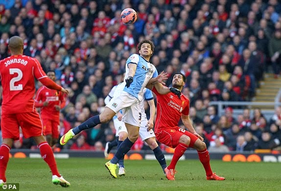 Liverpool vs Blackburn 0-0 FA Cup (Video Hightlights)
