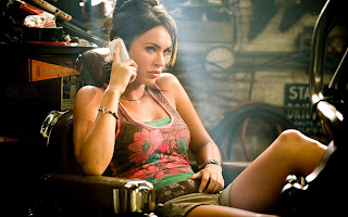 Megan Fox Desktop Wallpapers