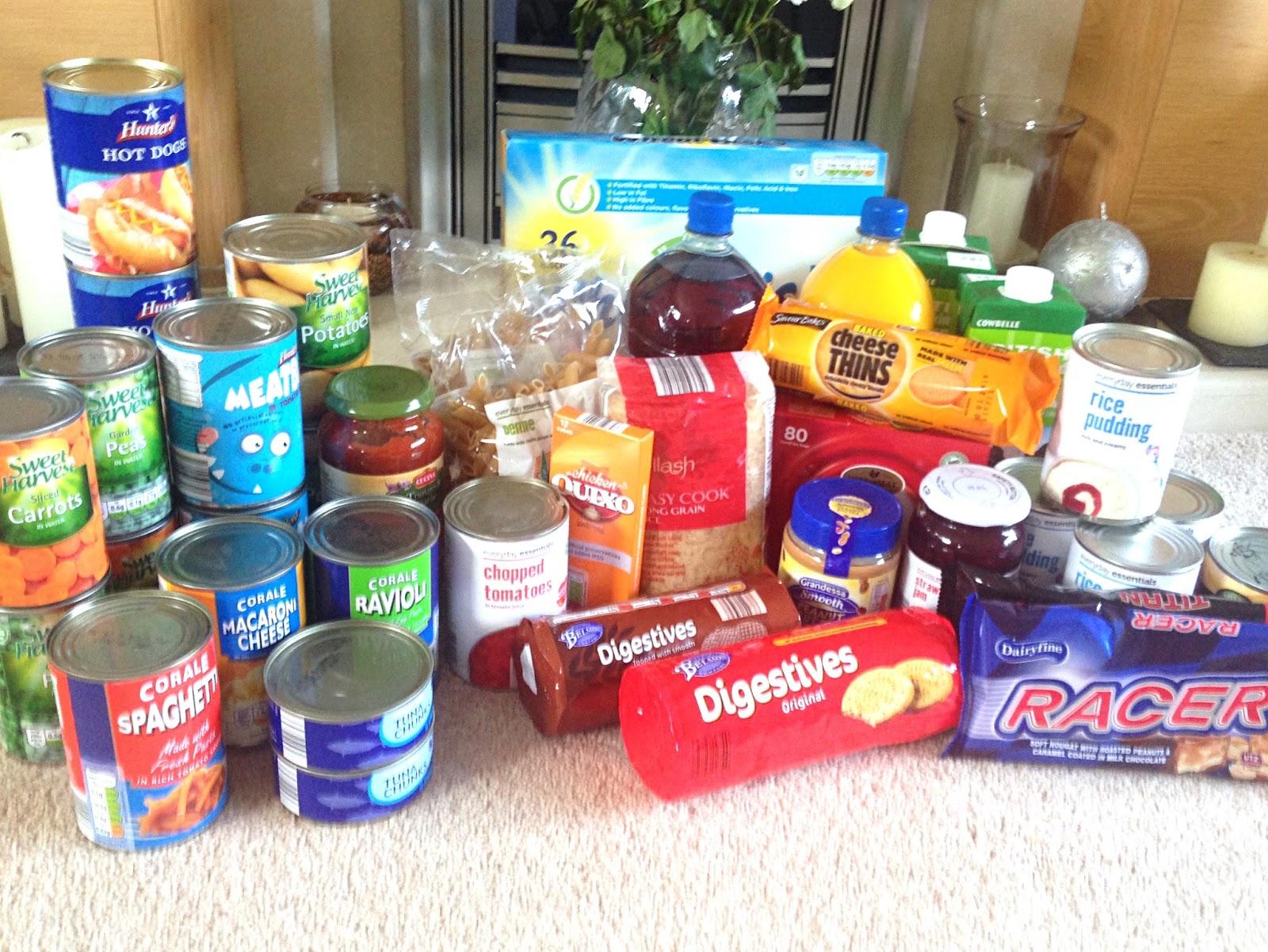 Best Food Shelf Donations