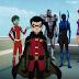 Trailer de Liga da Justiça vs Jovens Titãs é divulgado pela DC Animation
