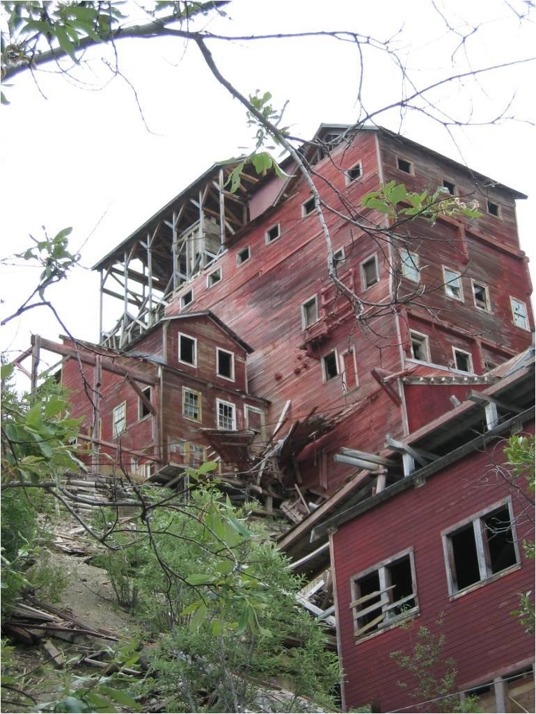 Kennecott Copper Mine Tour Alaska
