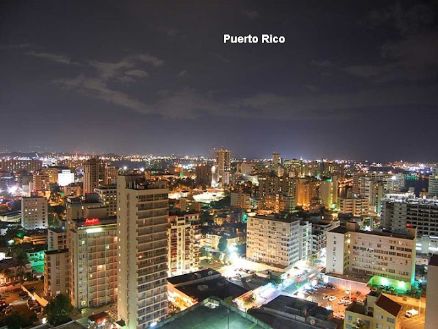 South American Cities at Night Seen On www.coolpicturegallery.us