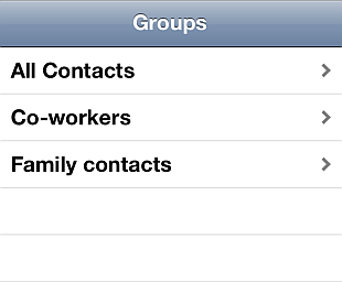manage iphone contacts without itunes