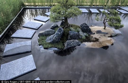 Arte y jardiner a estanques y jardines acu ticos for Filtros de agua para estanques de peces