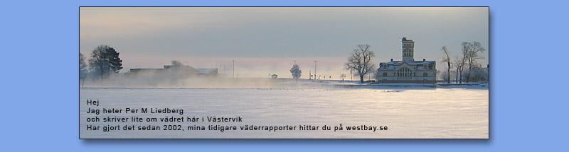 Väder i Västervik