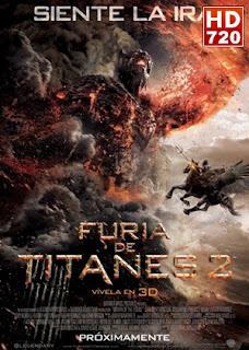Ver Ira de Titanes 3D (Furia de Titanes 2) (2012 ) (Online)