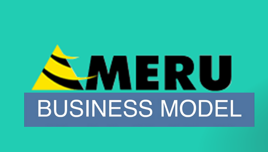MERU CABS BUSINESS MODEL - A CAB DRIVERS INPUTS