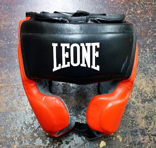 casco,boxeo, leone profesional