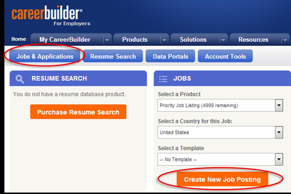 job posting websites - thelongwayup.info