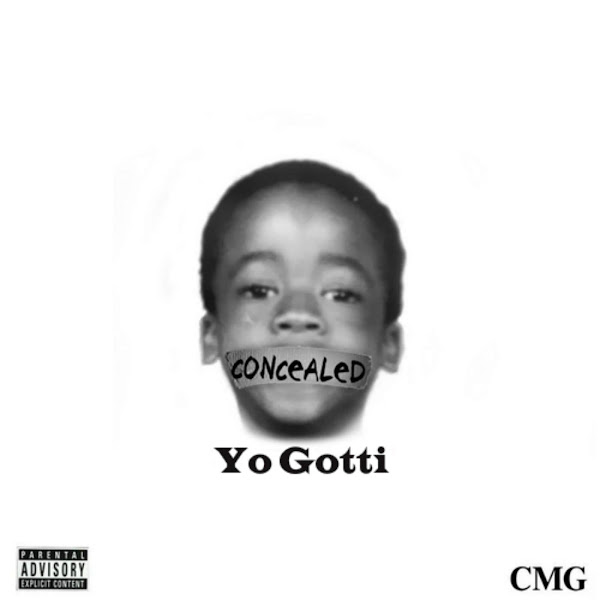 Yo Gotti - Concealed Cover