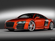 Audi r8. Audi r8