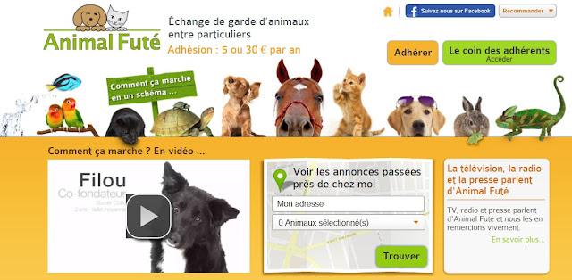 Animal Futé: Echange de garde d'animaux