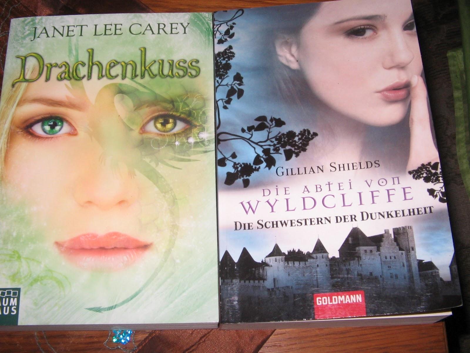 Meine Leidenschaft: Lesen ♥ Sabrinas magische Welt der Bücher ...