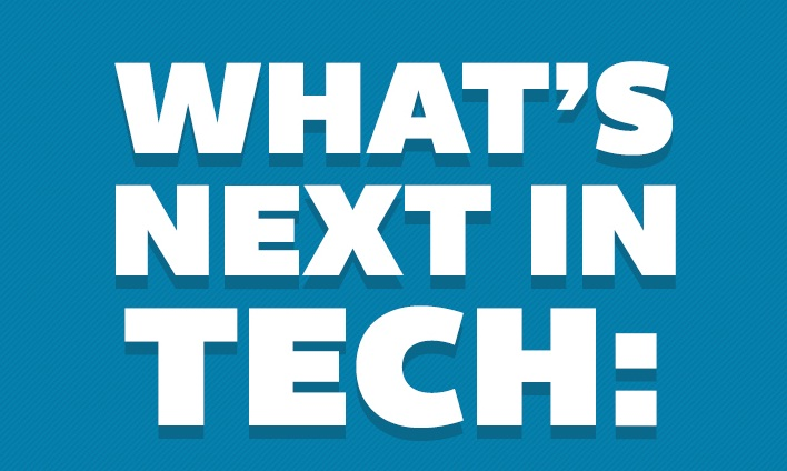 What's Next In Tech, Social & Mobile? 2015 and Beyond! - #infographic #trends