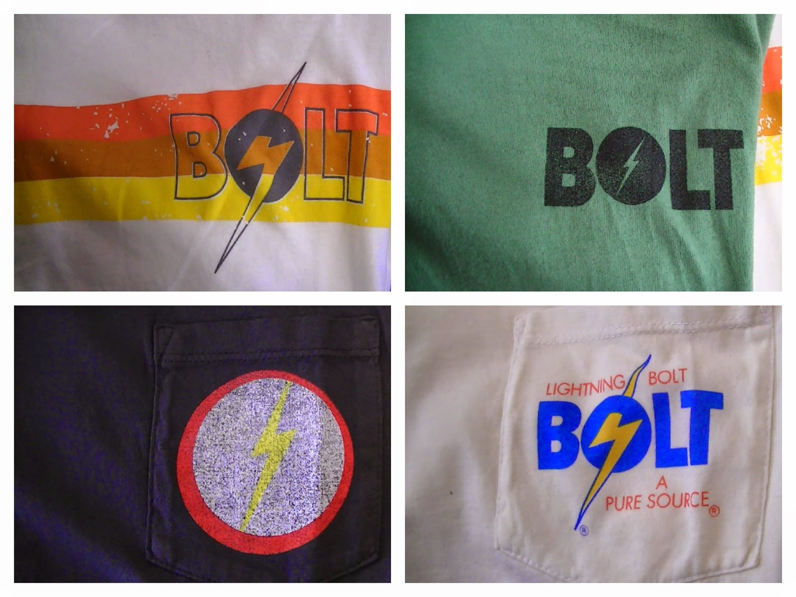 lightning bolt t shirt by lovely jojo's | notonthehighstreet.com