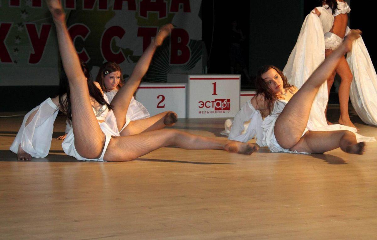 Трусики на соревнованиях 11 фотография