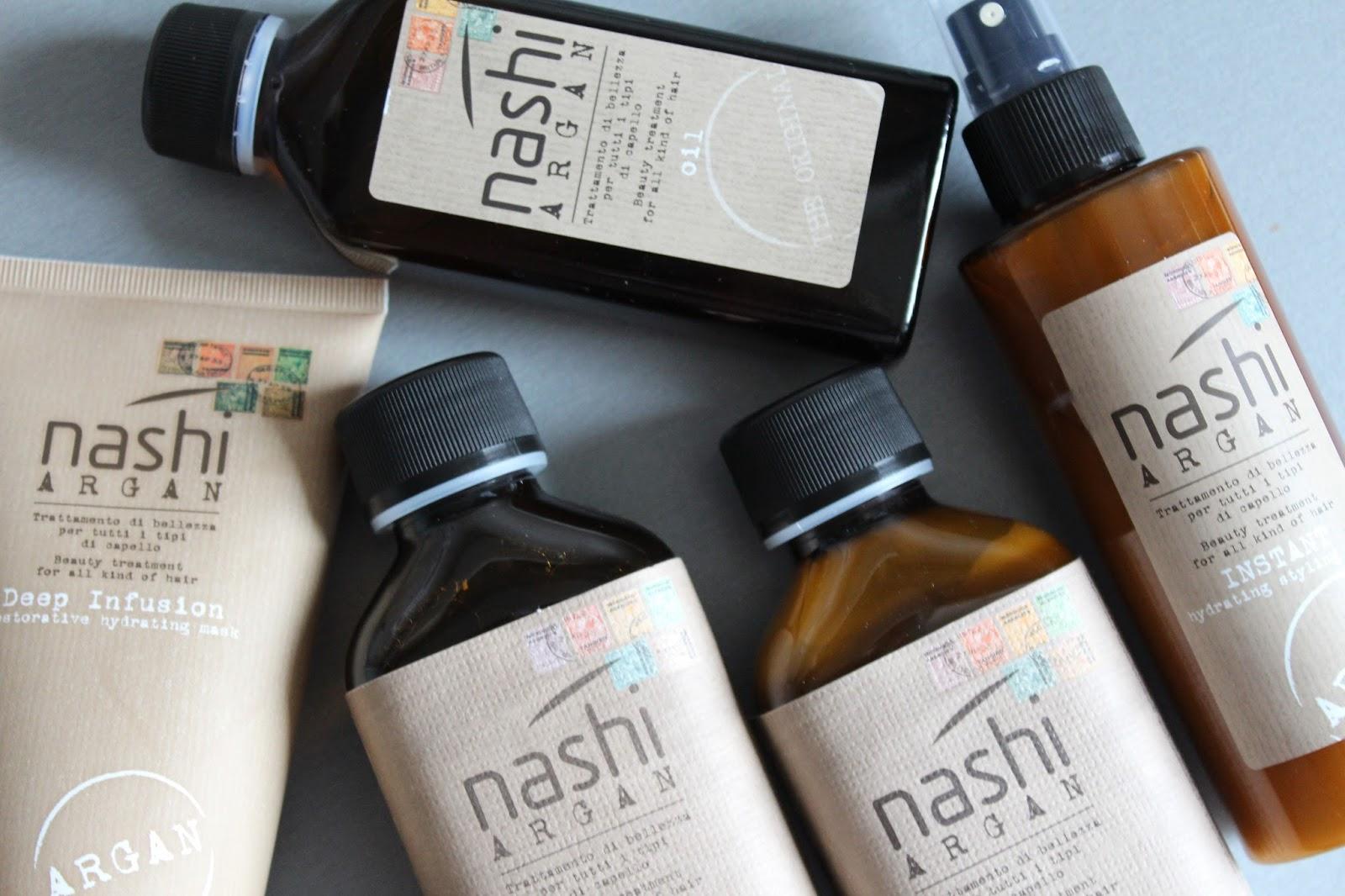 Nashi Argan - upoznavanje sa brandom plus jedne slatko iznenađenje :)