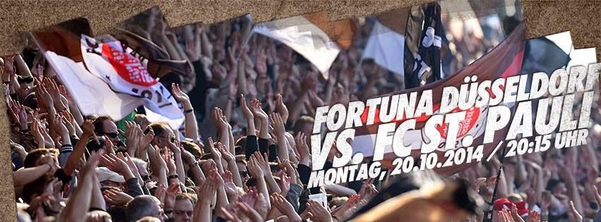 10ª Rodada - Fortuna Düsseldrof : FC St. PauliBotan