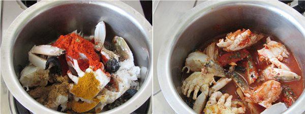 crab roast 1