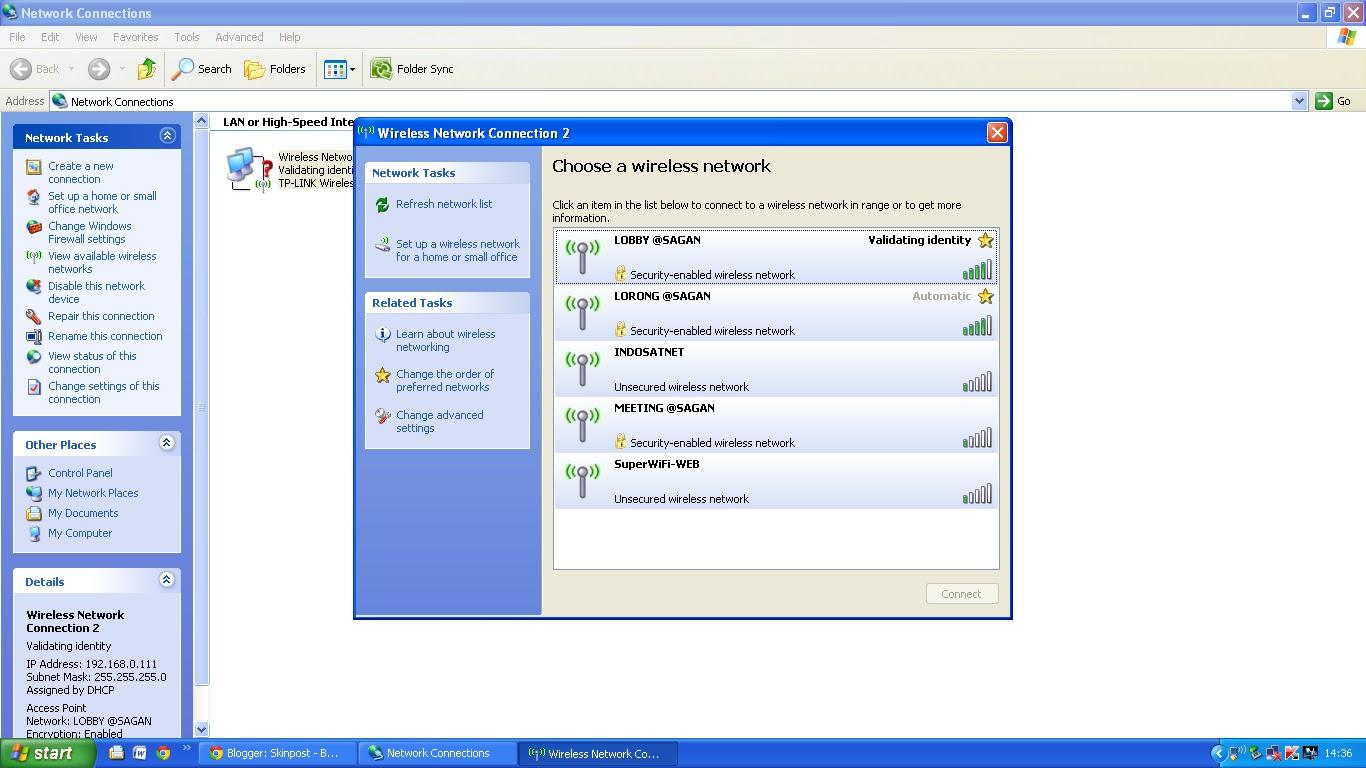 validating identity wireless netgear n
