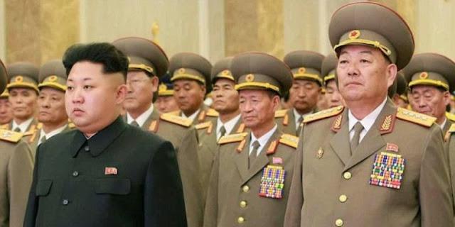 Kim Jong Un-Hukumana Mati