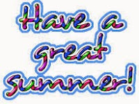 Meet Your Goals - Have a Great Summer!